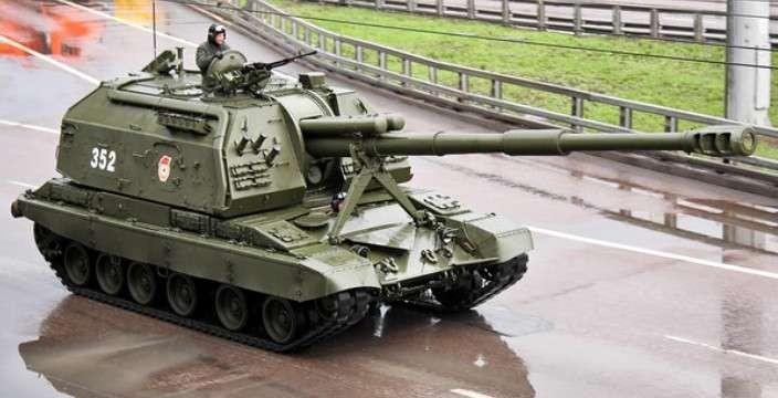 Акацию пересадили. M2С19 «Мста-С»