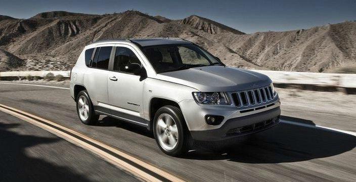 Американский Компас jeep compass