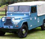 Английский Будулай. 1-я Серия. Austin Motor Company Austin Gipsy MK-1