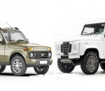 Английский вкус «Нива» вместо «Land Rover»