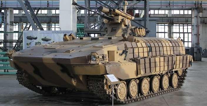 БМПВ-64 - модернизация или очередной Украинский провал
