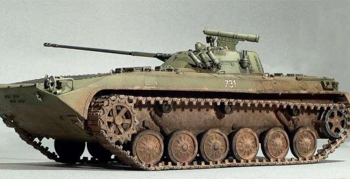 БМП-2. Семейство боевых машин пехоты от объекта 765 до «Атома»