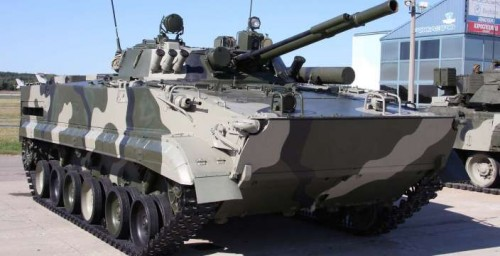 БМП-3. Семейство боевых машин пехоты от объекта 765 до «Атома»