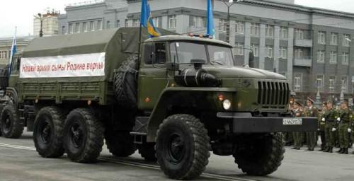 Безотказный вездеход Урал-4320