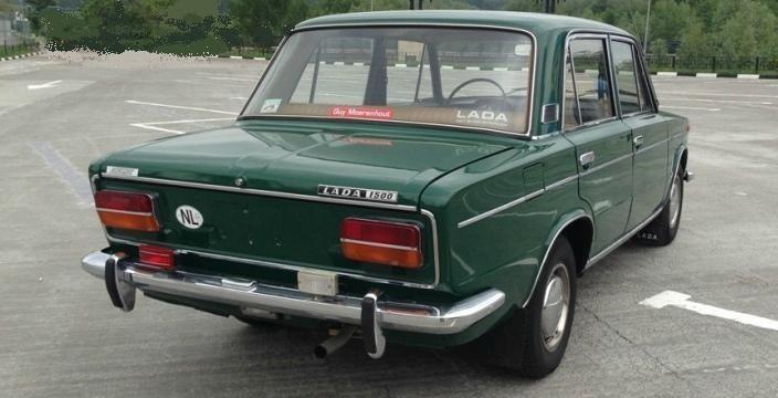 ВАЗ-2103 Объявления о продаже ВАЗ на одном из европейских сайтов