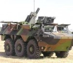 ВИЭЙБИ по Французски.81 мм самоходный миномет на базе VAB (Vehicule de l'Avant Blinde)