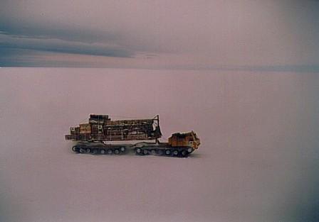 Вездеходы амфибии Витязь ДТ-30, ДТ-20, ДТ-10П для Арктики и экстремальных условий эксплуатации