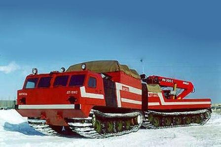 Вездеходы амфибии Витязь ДТ-30, ДТ-20, для Арктики и других экстремальных условий эксплуатации