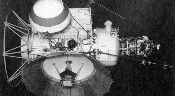 Венеру покорили в 1966 году АМС Венера-2