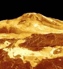 Венеру покорили в 1966 году. Поверхность планеты Венера