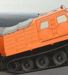 Витязь ДТ-5П - вездеход без границ