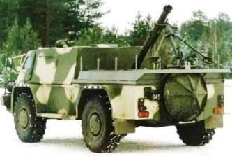 Водник ГАЗ-3937 VS Hammer H1 (1)