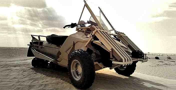 Военный Снегоход T-ATV 1200 Гусеничный вездеход SAND-X MOTORS
