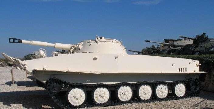 В воду не зная броду. Плавающий танк ПТ-76 и Бронетранспортер К-78