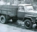 ГАЗ-ЗЗ образца 1963 года