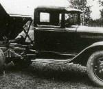 ГАЗ укоротили. ГАЗ-С1 - ГАЗ-410 самосвал