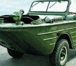 ГАЗ-011 - земноводный