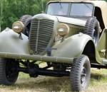 ГАЗ-61. Полугусеничный ГАЗ М-1 ГАЗ -ВМ (НАТИ)