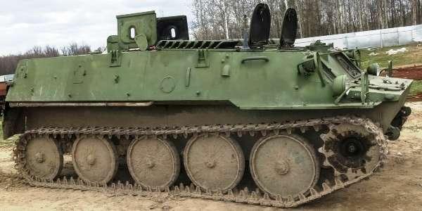 ГТ-МУ-МУ и другие быки Заволжского завода гусеничных тягачей. ГАЗ-73