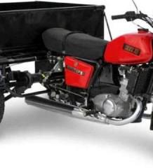 Грузовой трицикл ИЖ-ГМ 6.92003