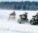 Гусенично-лыжный мотоцикл, или дорасти до снегохода