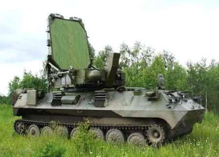 Гусеничный Лайт. МТ-ЛБУ Рубцовского машиностроительного завода. Радар ПВО