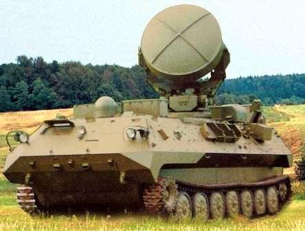 Гусеничный Лайт. РЛС АРК-1М «Рысь» на базе МТ-ЛБУ Рубцовского машиностроительного завода.