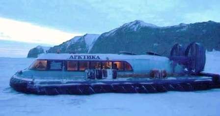 Далекая - Близкая Арктика. На льду