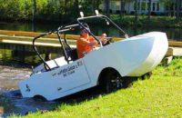 Дизель-электрический вездеход амфибия Hydra-Gator от Cool Amphibious Manufacturing Incorporated LLC