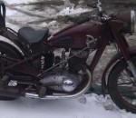 Достижение Великой Победы. Мотоцикл ИЖ-49