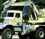 Друг Солдата, Шахтера, Строителя ... КрАЗ-255Б