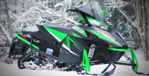 Жеребец с породистой родословной. Arctic Cat ProCross F 1100 Turbo LXR