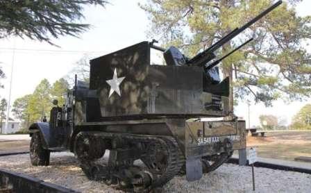 ЗСУ от Янки отлично дополняли 34-ки Красной Армии. M15A1