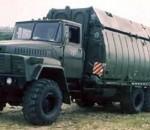 Зав.Гар или Нач.Тех - в СССР по необходимости. КрАЗ-250 сооружение пантонной переправы