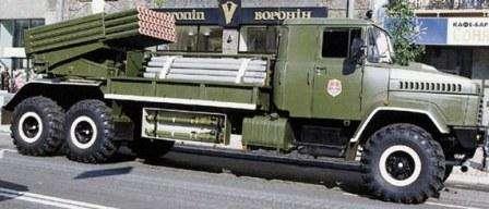Зав.Гар или Нач.Тех - в СССР по необходимости. КрАЗ-250 установка залпового огня Гиацинт 152мм