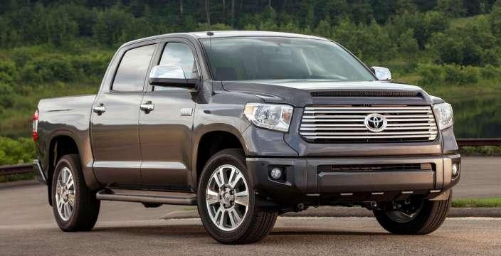 Заглядываемся на Toyota Tundra 2014 Toyota Tundra Platinum