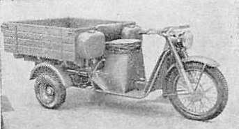 ИЖ-ГМ 1957 год