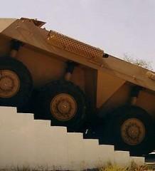 И Арабы туда же. Аль-Фахд Al Fahd AF-40-8-1 бронированный вездеход