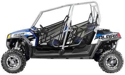 Как выбрать и зарегистрировать квадроцикл UTV Polaris Ranger-rzr4 2011