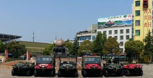 Китайский Тигренок и копия ARGO. Xibeihu