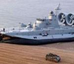 Король Пляжа. Малый десантный корабль Зубр