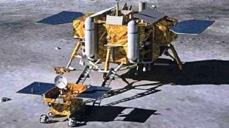 Кролик вездеход Yutu открыл новые тайны Луны. China-Change 3