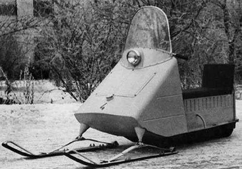 Лайки почтальоны. Мотосани Амурец - НАМИ-095БА