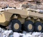 Малайзия строит 257 Турецких БТР PARS 8x8
