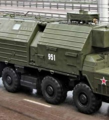 Минский Ураган МАЗ-543