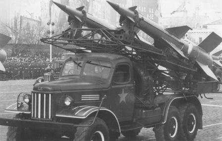 Многогранный ВОИН. ЗИЛ-157 и ЗРК С-125