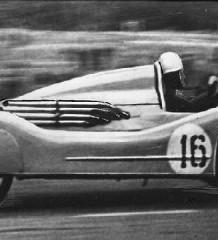 Москвич Г2-407 - гоночный