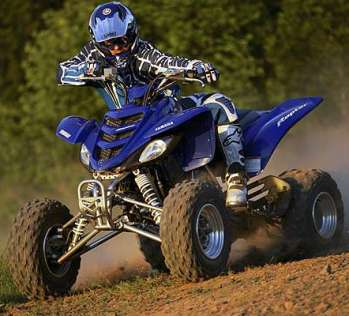 Мотовездеходы мир без преград. Спорт Yamaha
