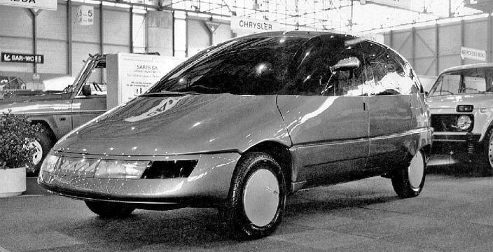 НАМИ-Охта на Женевском автосалоне