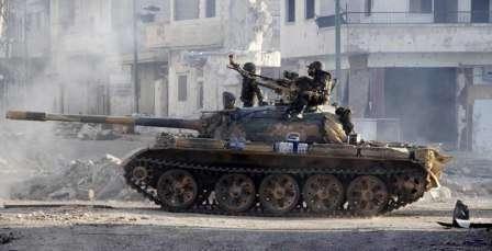 Надежная смена Герою. Танк Т-54 Т-55 и модификации. В бою с террористами